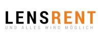 Logo Lensrent Schweiz