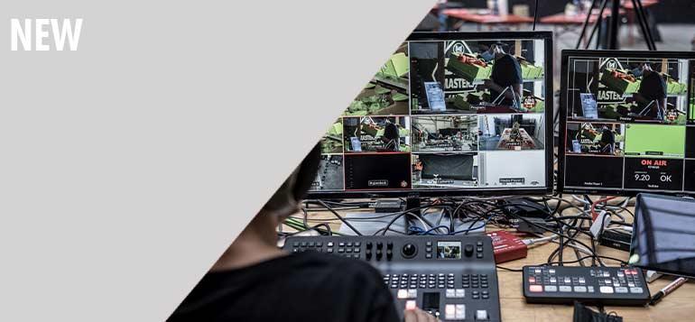 Blackmagic Design - Streaming Service in Basel