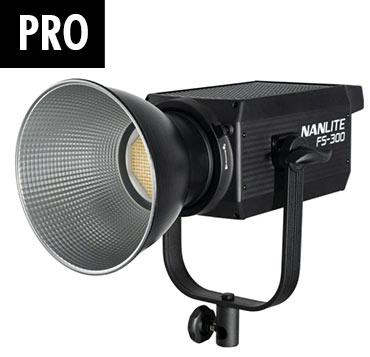 LED Videolicht Nanlite FS 300 mieten